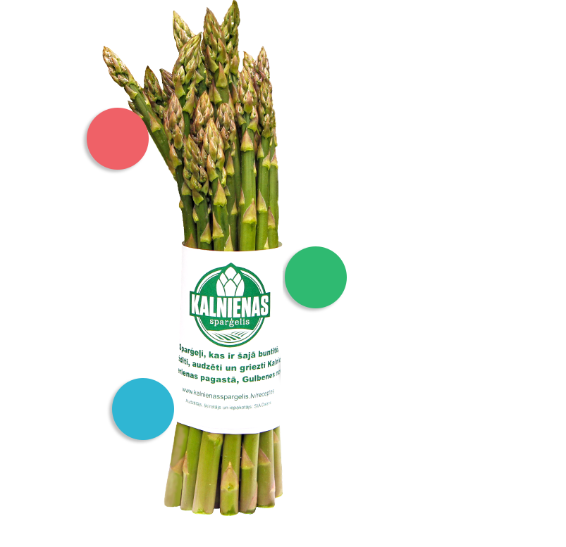 How asparagus is cultivated?